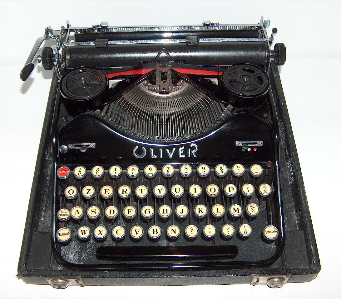 Macchine Da Scrivere D Epoca Collezione Di Ettore